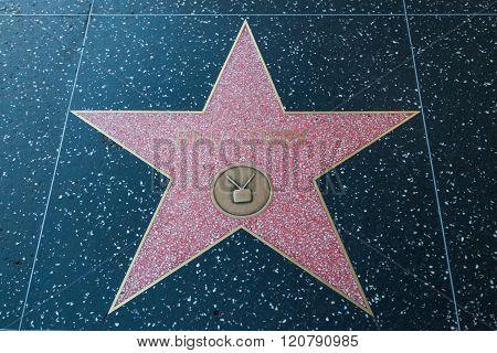 Bill Cosby Hollywood Star