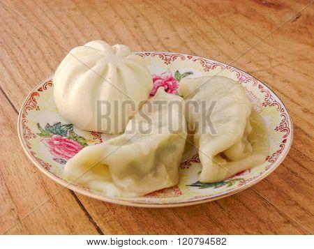 Hong Kong Dim Sum Breakfast