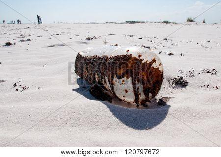 Deepwater Horizon Oil Spill; Pensacola Beach Florida