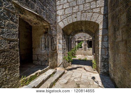 Fort Kabala main gate