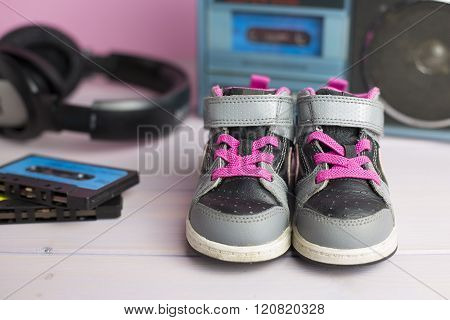Little Child Sneakers Shoes