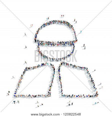 people shape  civil engineer