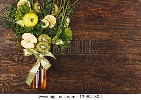 Bouquet Of Greenery