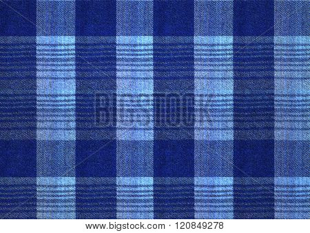 Blue and bluish checkered textured background