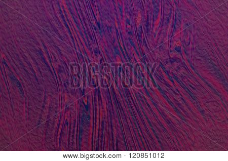 Maroon a relief background assembled of ultramarine and red curves