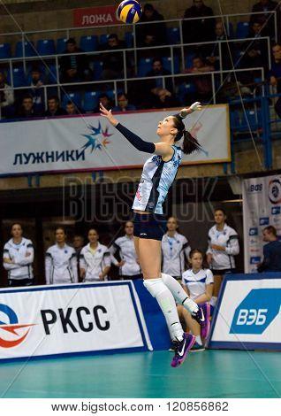 Ekaterina Gamova (11) Pitch