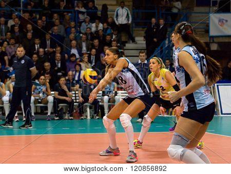 Elena Gendel (8) In Action