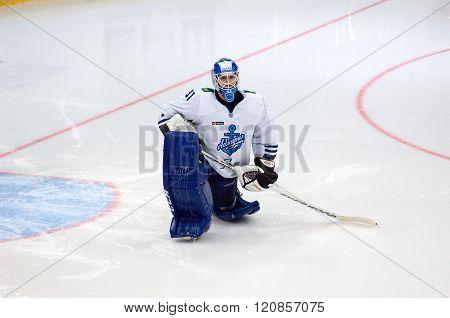 Goalkeeper I. Bobkov (31)