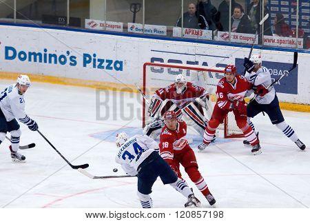 V. Alexandrov (34) Attack