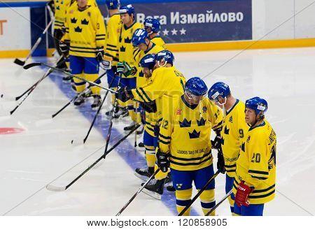 Sweden Team