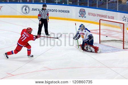 I. Varitsky (71) Attack