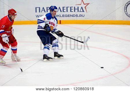 Raimo Helminen (41) In Action