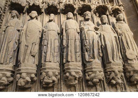 Huesca (aragon, Spain): Cathedral