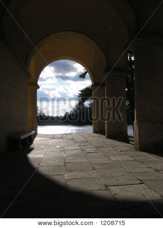 Archway In Lednice