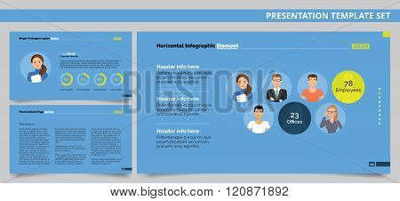 Presentation Template Set 25
