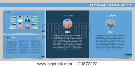 Presentation Template Set 32