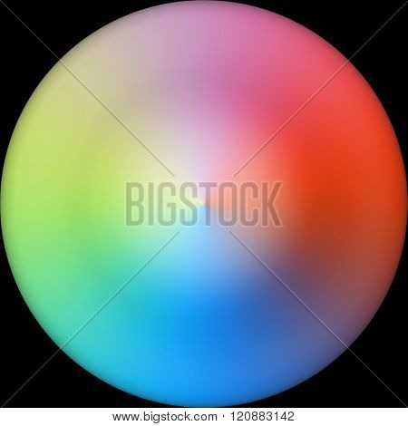 Spectrum Color Wheel