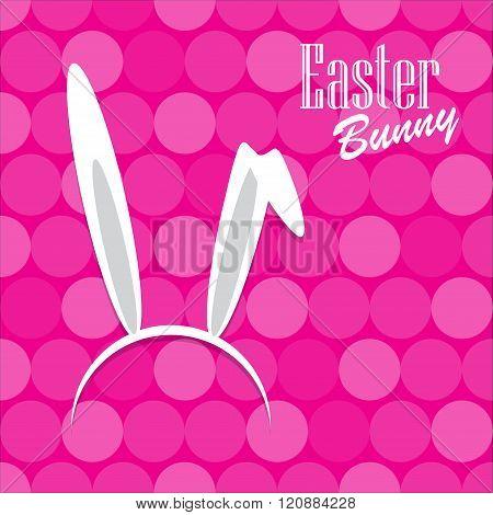 Headband Bunny Easter
