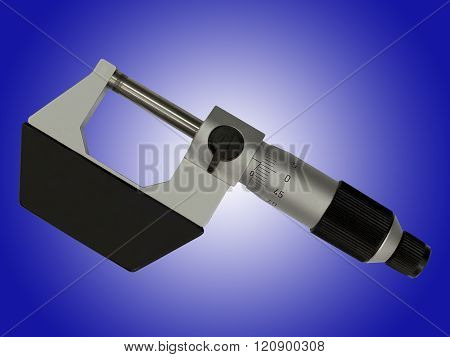 Measuring Instrument - Micrometer