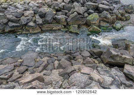 Rocks And Stream 2