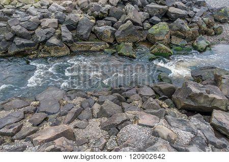 Rocks And Stream 2