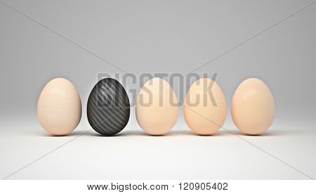 carbon fiber egg and classic