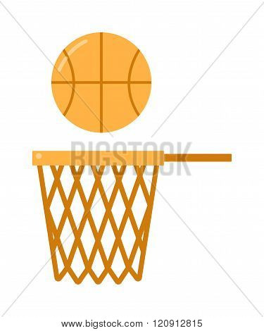 basketball ball net