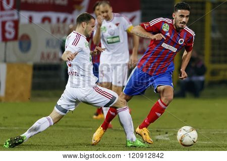 Vasas - Dvsc-teva Otp Bank League Football Match