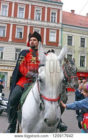 Member Of The Kravat Regiment