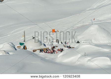 Iglu Dorf, Zermatt