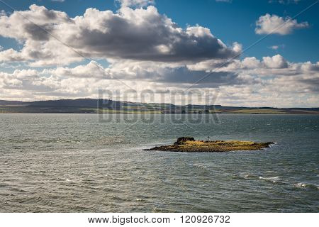 St Cuthberts Isle