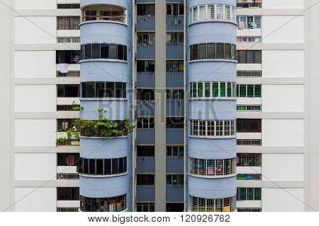 Public apartment units