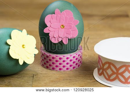 Easter Egg Decorating Tools