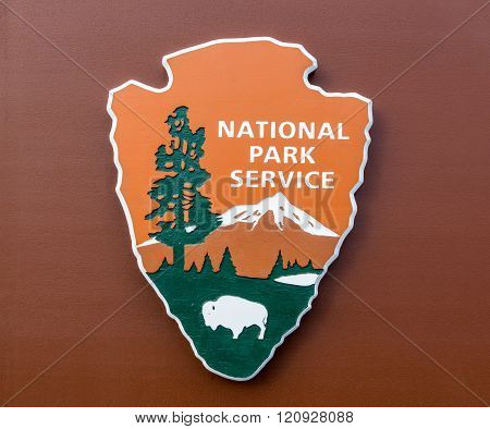 United States National Park Service Logo And Emblem