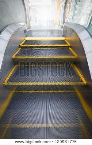 Escalator Is Moving To The Next Level