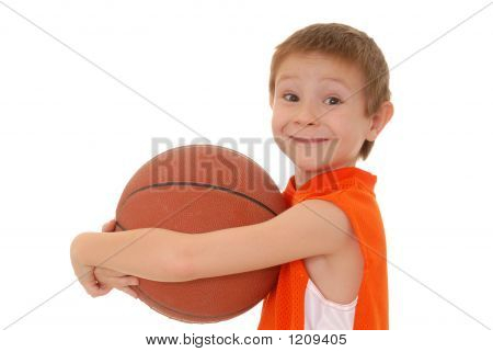 Basketball Boy 6