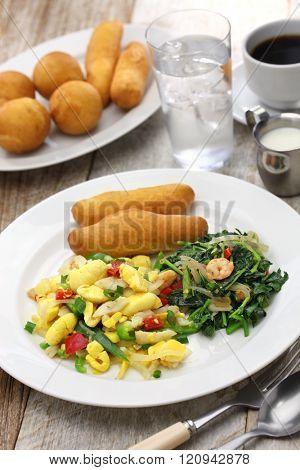 jamaican breakfast, ackee and saltfish, callaloo, jamaican festivals