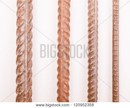 Rebar Reinforcement Bar Vintage