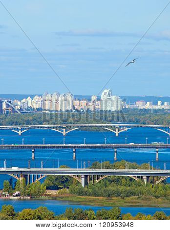 Kyiv Bridges, Ukraine