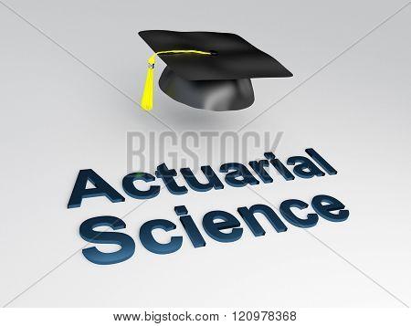 Actuarial Science Concept