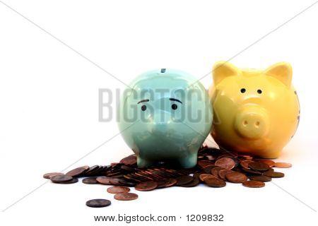 Piggybank Friends