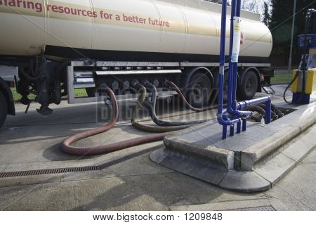 Fuel Lorry
