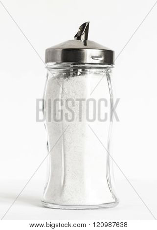 Kitchen Glass Salt Shaker