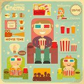 ������, ������: Cinema Poster