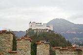 Medieval Castle poster