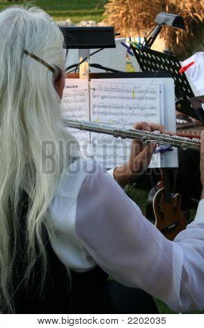 Flautist