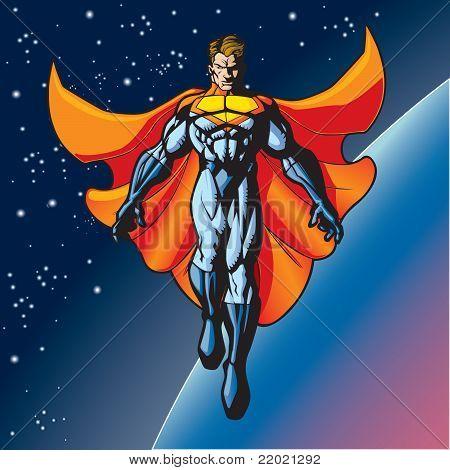 Super human floating