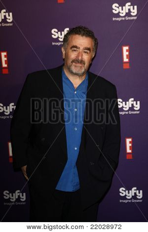 SAN DIEGO - JUL 23: Saul Rubinek at the SyFy/E! Comic-Con Party at Hotel Solamar in San Diego, California on July 23, 2011.