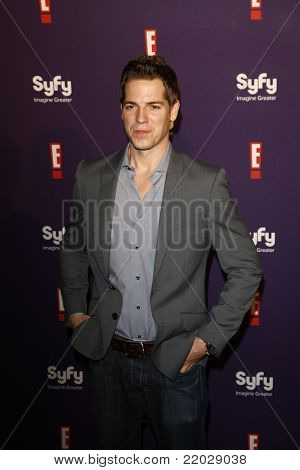 SAN DIEGO - JUL 23: Jason Kennedy at the SyFy/E! Comic-Con Party at Hotel Solamar in San Diego, California on July 23, 2011.