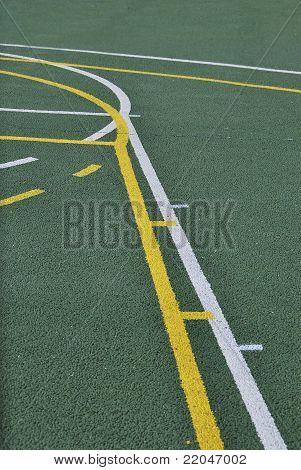 Basketball Lines